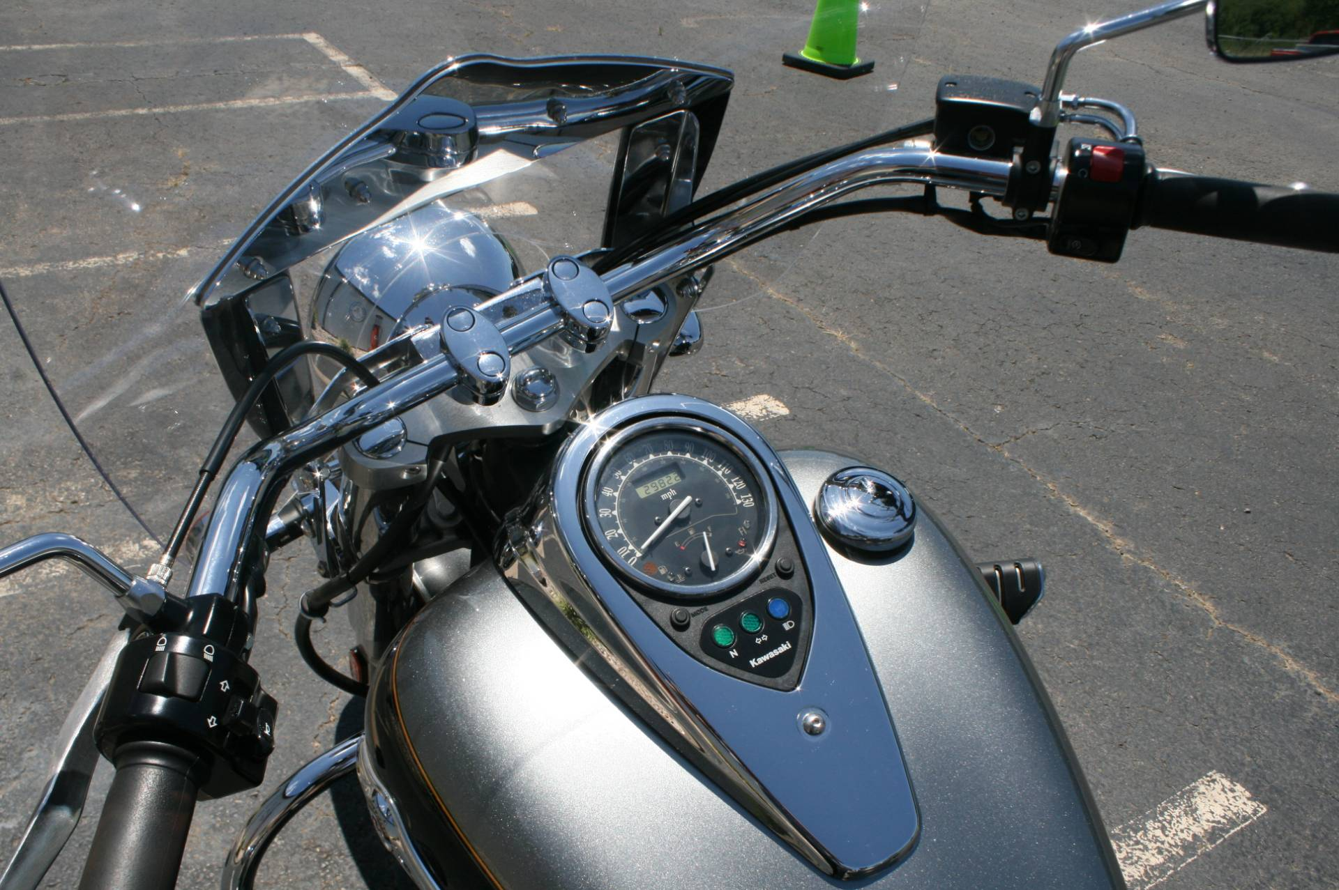 2012 Kawasaki VN900 in Greenbrier, Arkansas - Photo 8