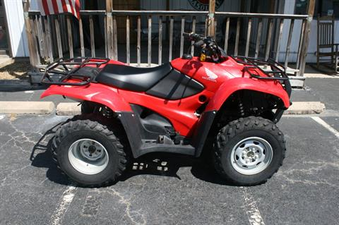 2012 Honda TRX420FM RANCHER in Greenbrier, Arkansas