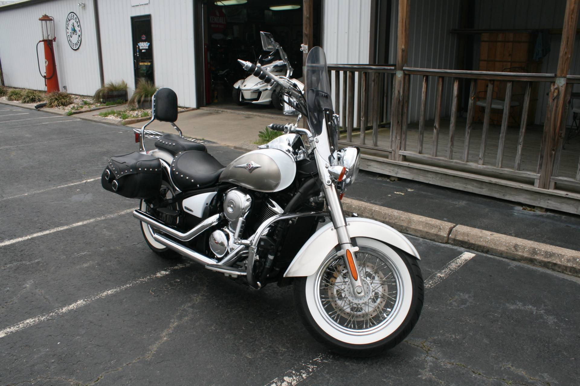 2008 Kawasaki VN900 VULCAN in Greenbrier, Arkansas