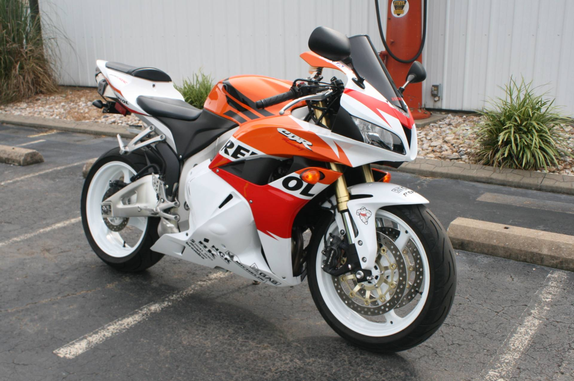 2012 Honda CBR600RR in Greenbrier, Arkansas - Photo 8