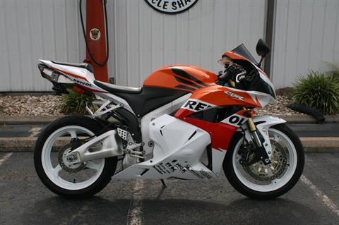 2012 Honda CBR600RR in Greenbrier, Arkansas - Photo 9