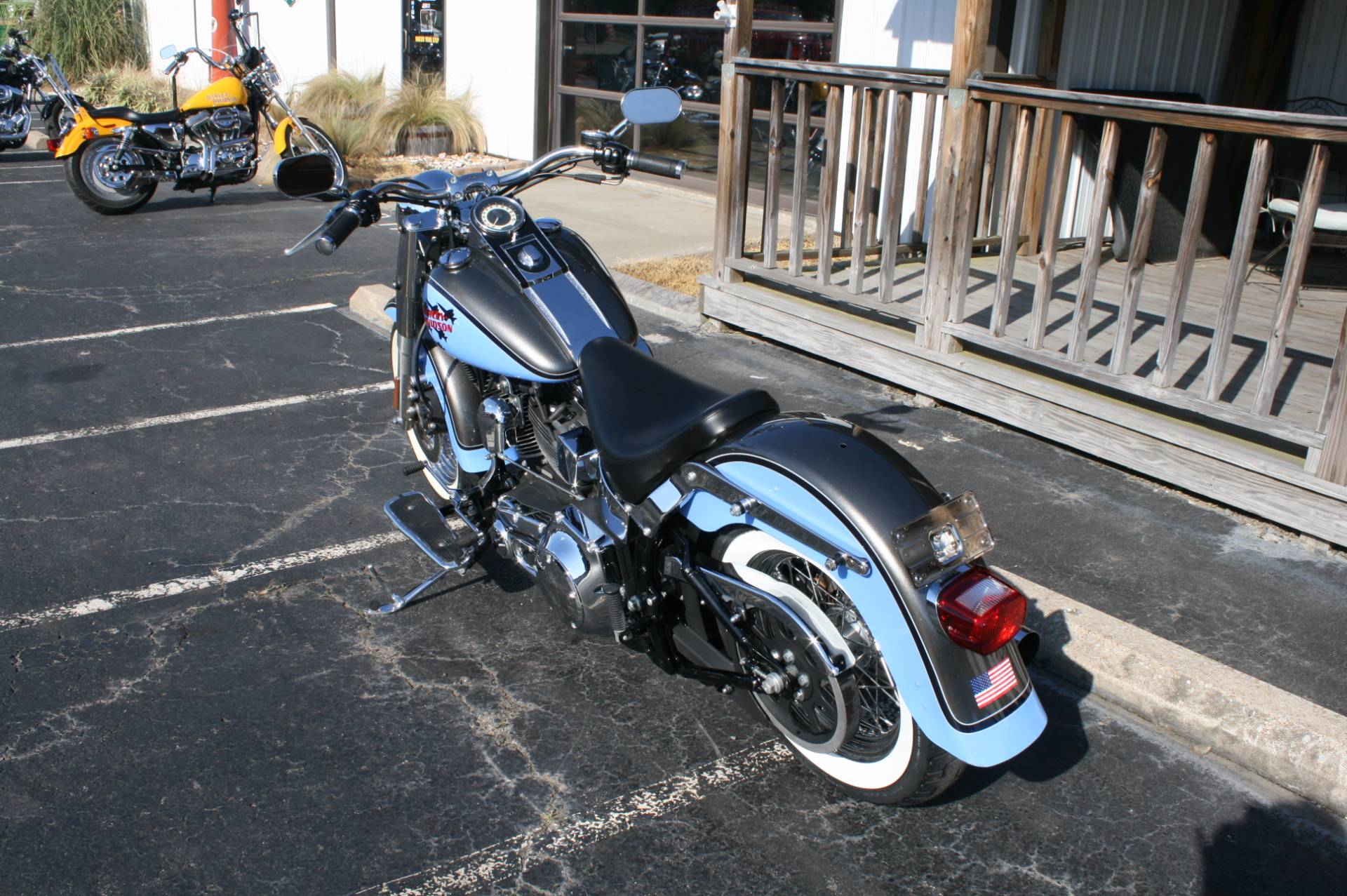 2006 Harley-Davidson FLST in Greenbrier, Arkansas