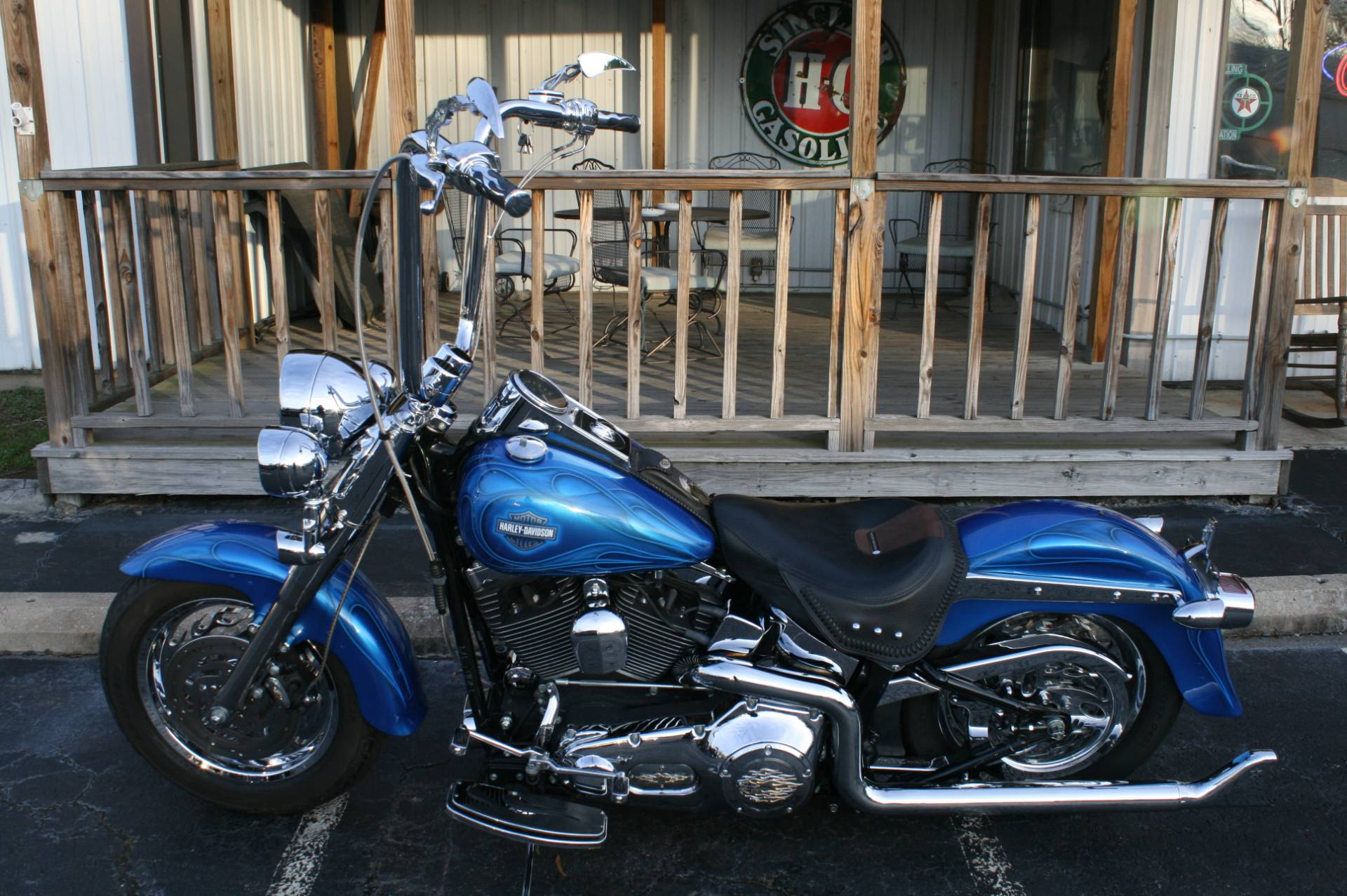 2004 Harley-Davidson FLSTF FAT BOY in Greenbrier, Arkansas