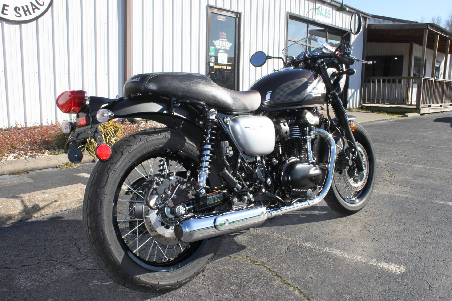 2019 Kawasaki W800 CAFE in Greenbrier, Arkansas - Photo 3