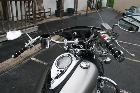 2003 Yamaha XV1600 SILVER EDITION in Greenbrier, Arkansas