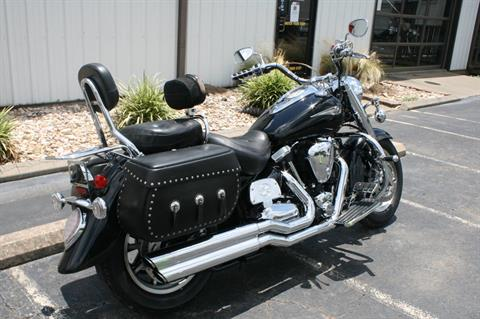 2007 Yamaha XV1700 MIDNIGHT STAR in Greenbrier, Arkansas - Photo 9