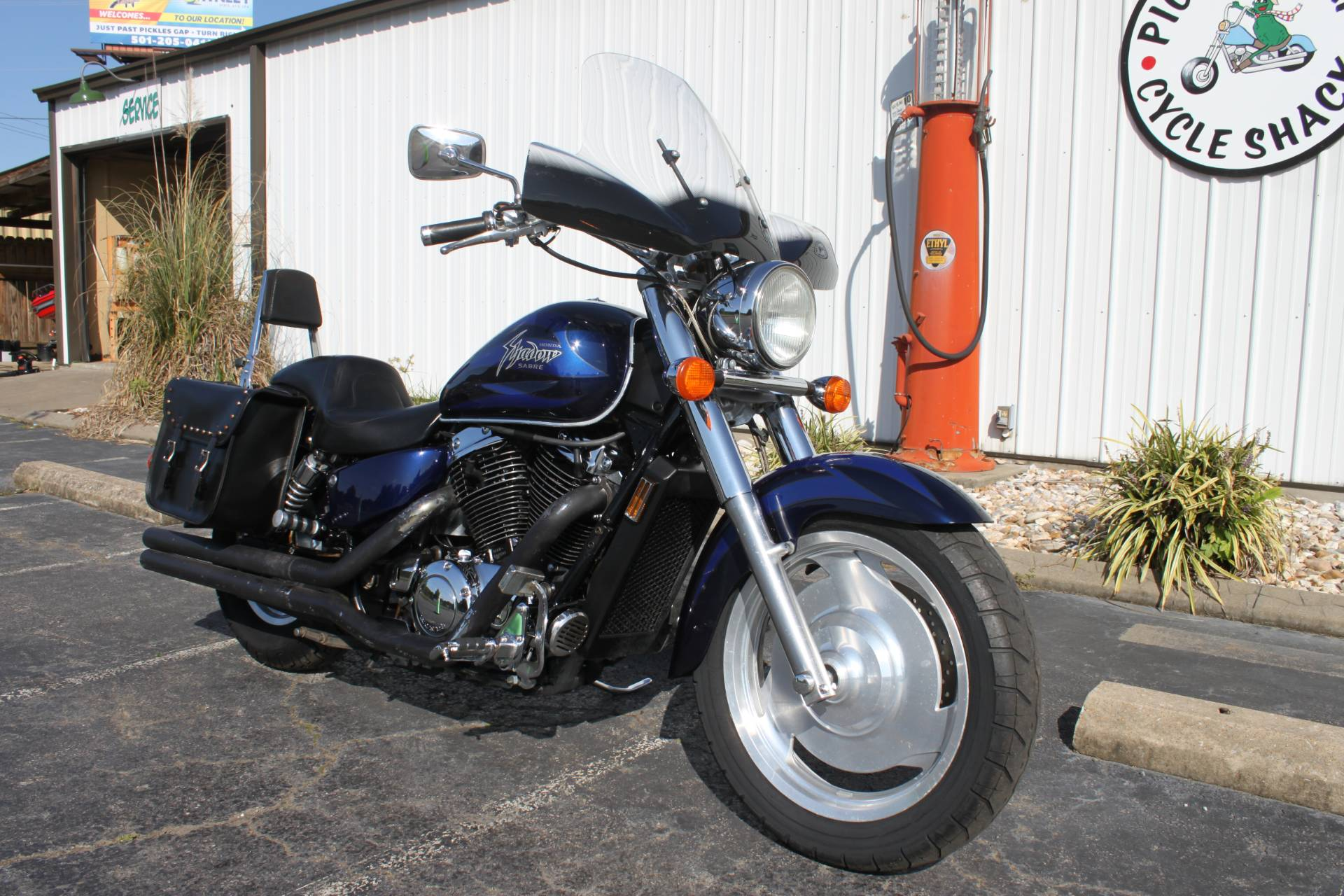 2001 Honda 1100 SHADOW SABRE in Greenbrier, Arkansas - Photo 13