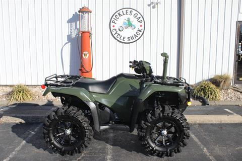2019 Honda FOREMAN RUBICON TRX500FM6 in Greenbrier, Arkansas