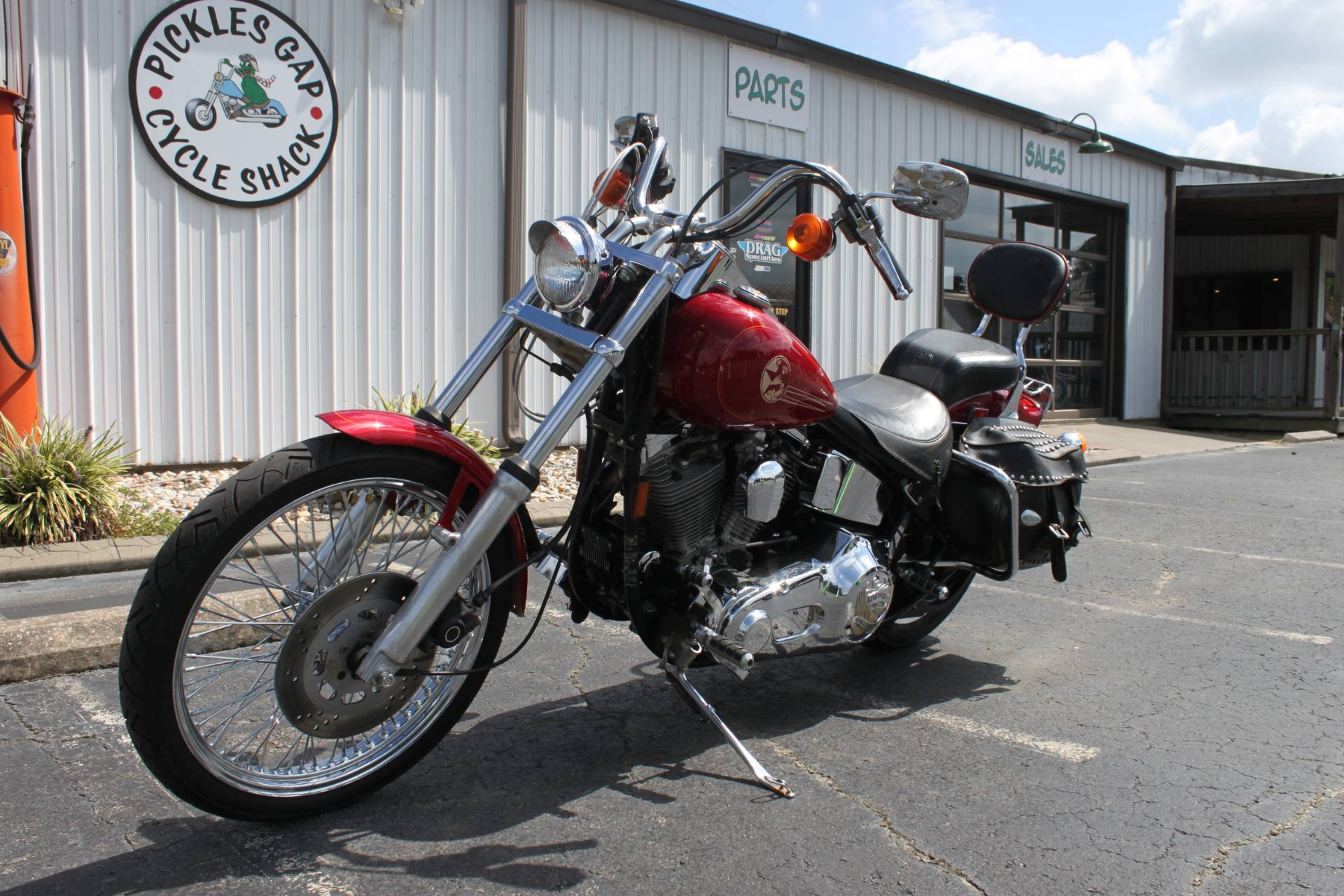 1994 Harley-Davidson FXST SOFTAIL STANDARD in Greenbrier, Arkansas - Photo 2