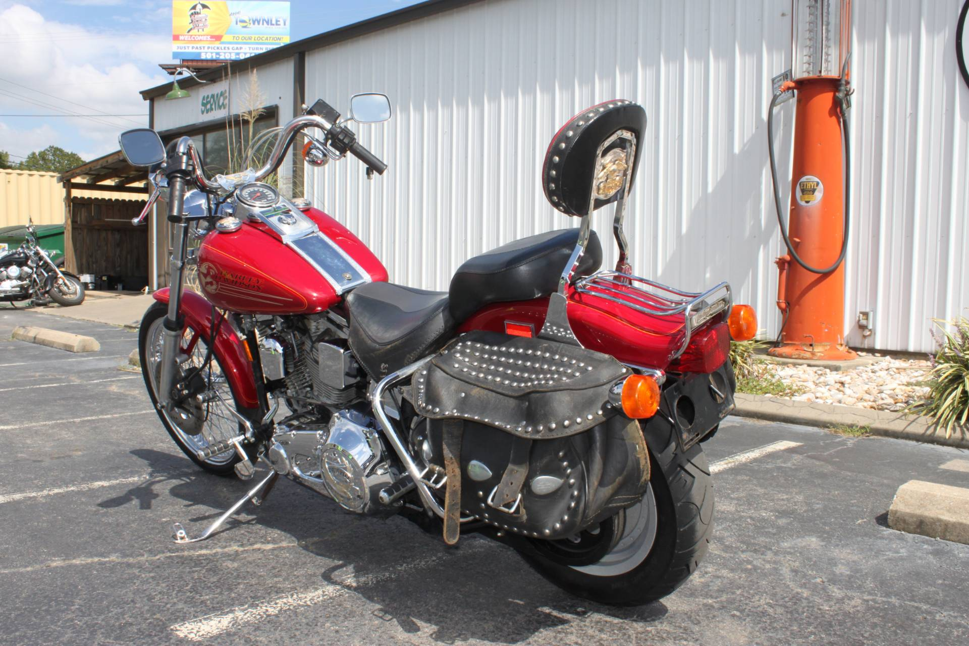 1994 Harley-Davidson FXST SOFTAIL STANDARD in Greenbrier, Arkansas - Photo 3