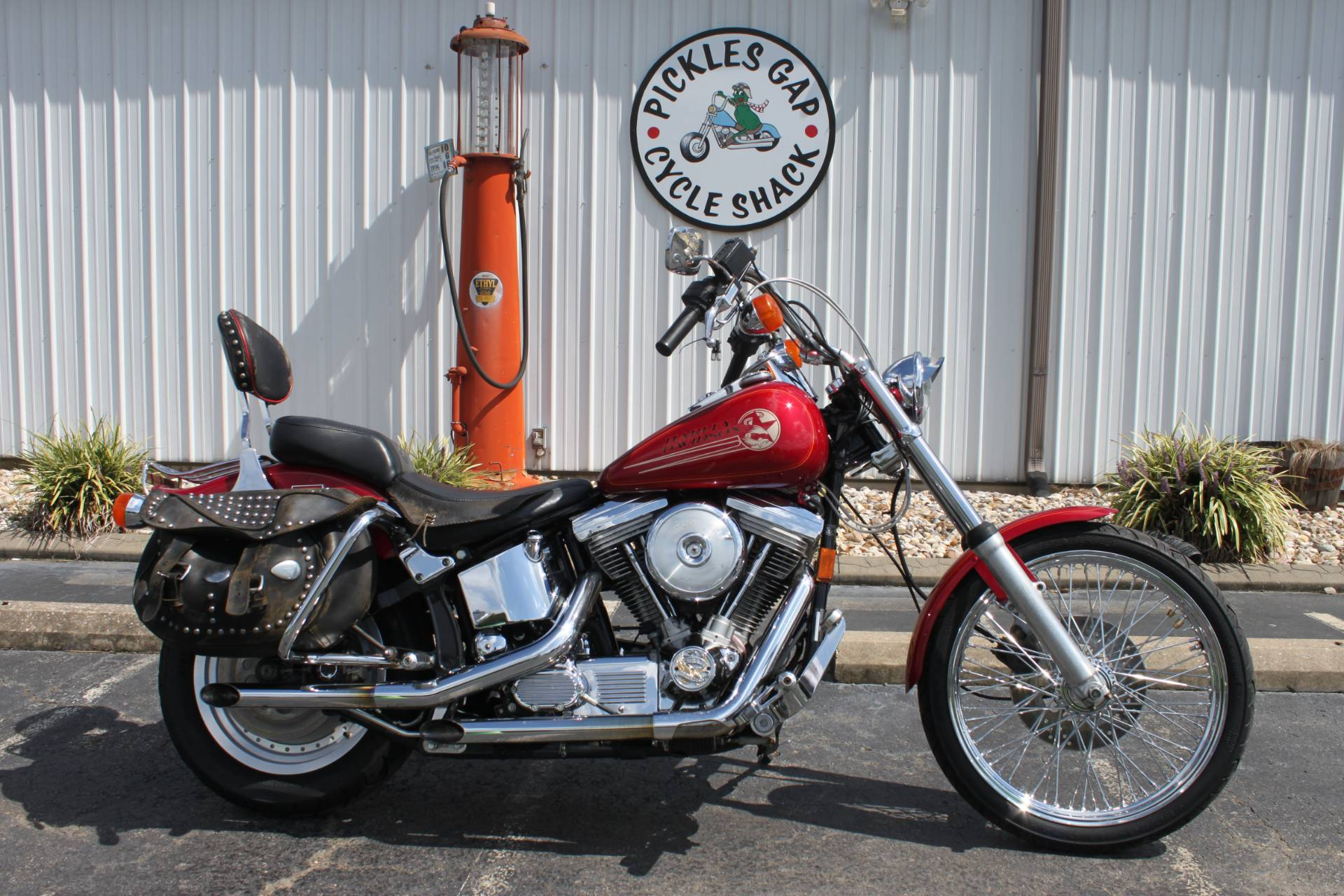 1994 Harley-Davidson FXST SOFTAIL STANDARD in Greenbrier, Arkansas - Photo 11