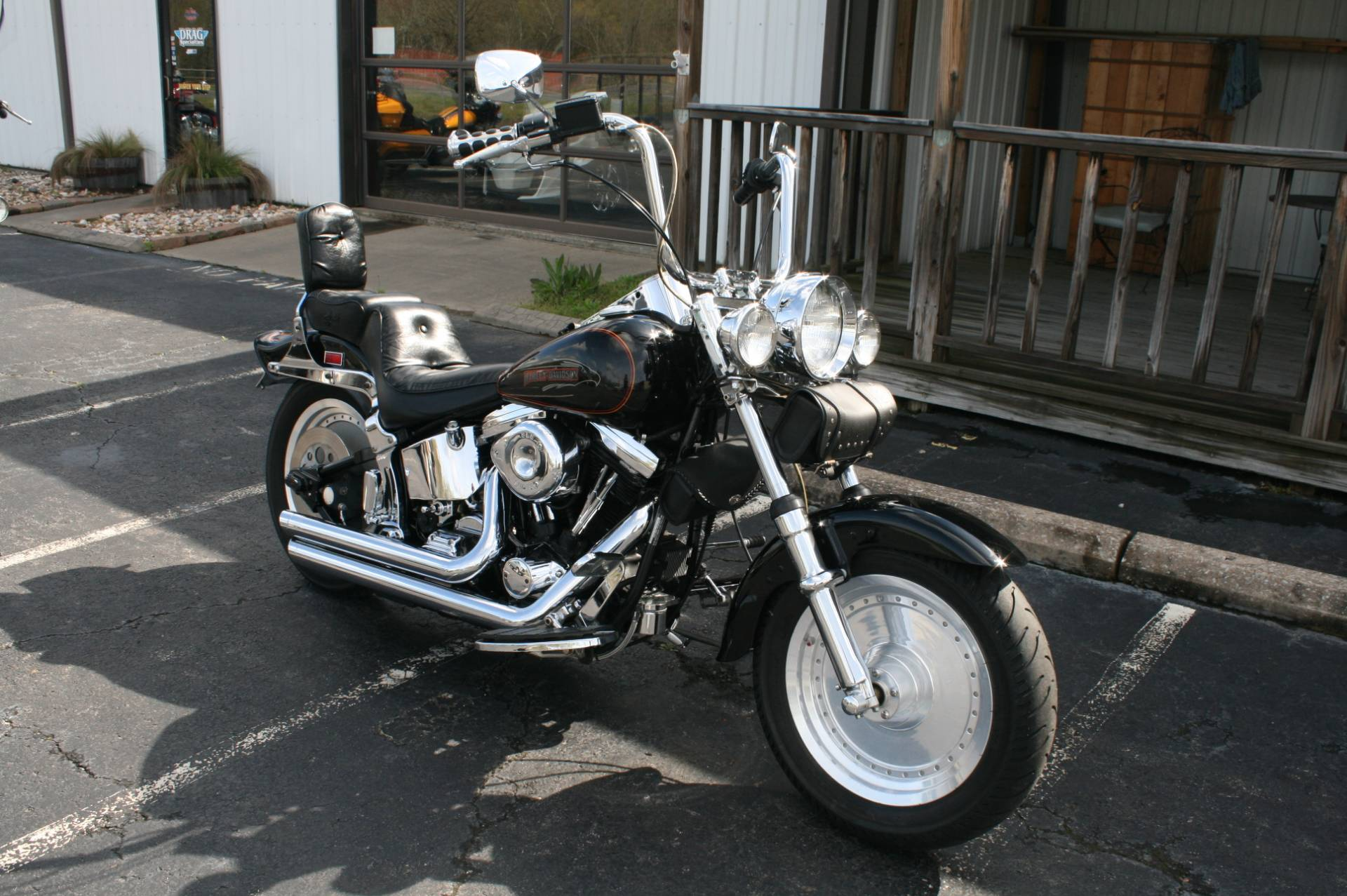 1990 Harley-Davidson FXSTC SOFTAIL CUSTOM in Greenbrier, Arkansas - Photo 2