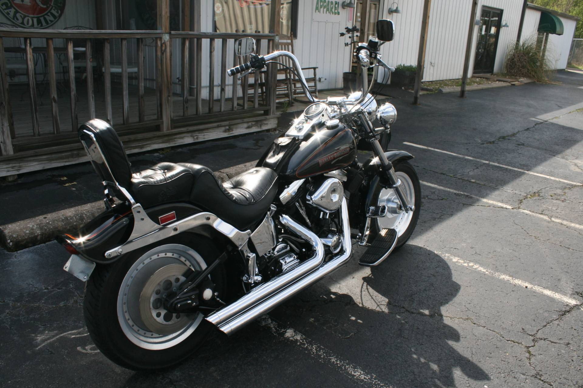 1990 Harley-Davidson FXSTC SOFTAIL CUSTOM in Greenbrier, Arkansas - Photo 3