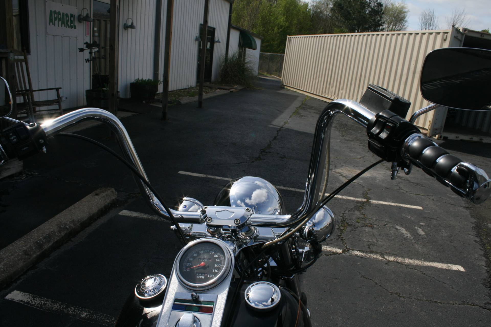 1990 Harley-Davidson FXSTC SOFTAIL CUSTOM in Greenbrier, Arkansas - Photo 9