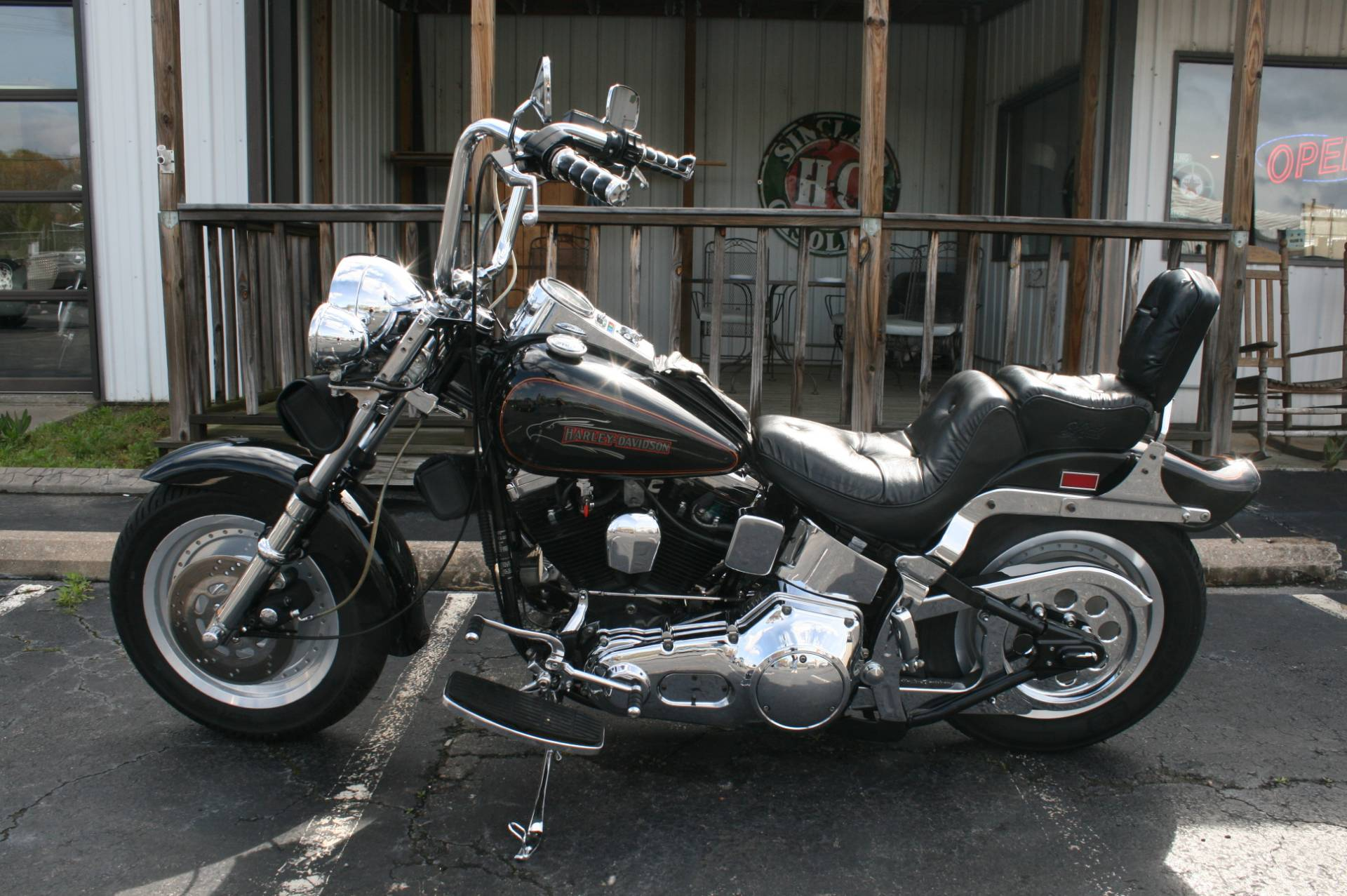 1990 Harley-Davidson FXSTC SOFTAIL CUSTOM in Greenbrier, Arkansas - Photo 14