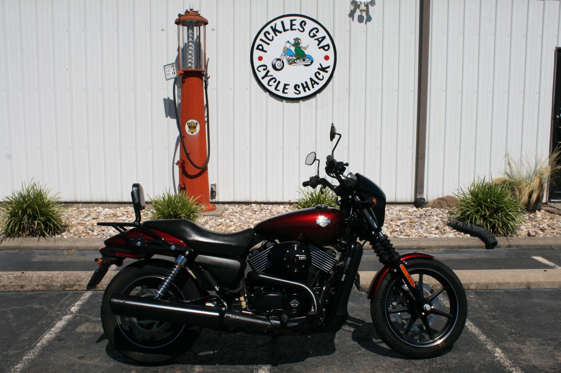 2015 Harley-Davidson XG750 STREET in Greenbrier, Arkansas - Photo 2