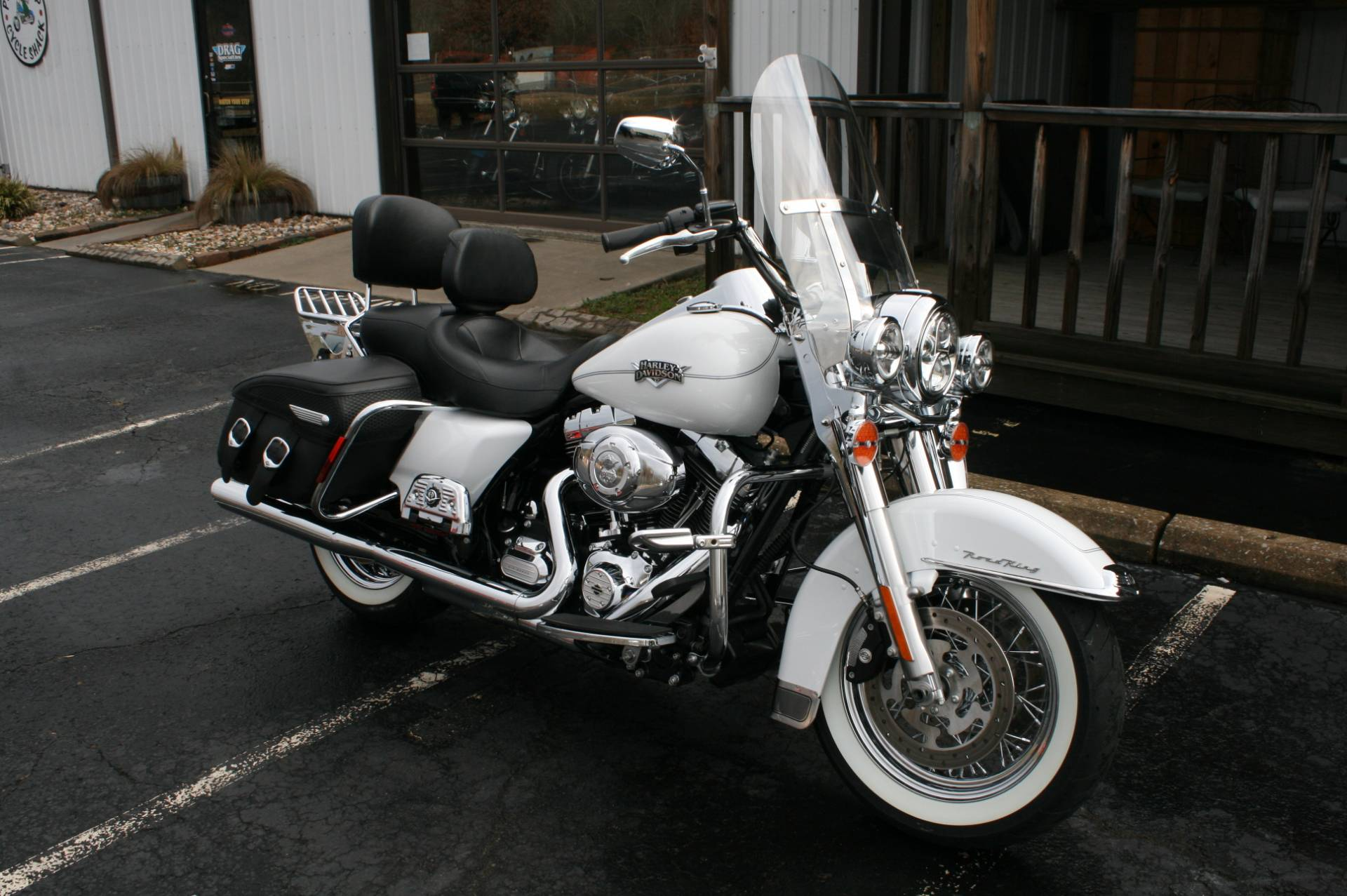 2012 Harley-Davidson FLHRC ROAD KING in Greenbrier, Arkansas