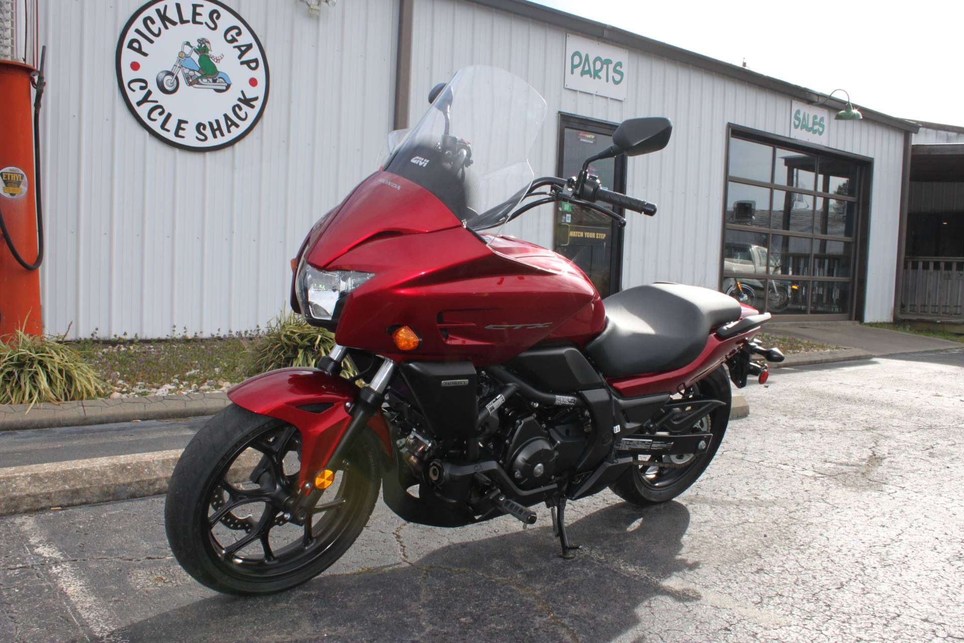 2014 Honda CTX700 in Greenbrier, Arkansas - Photo 3