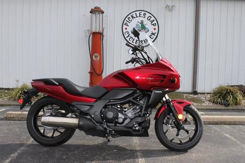 2014 Honda CTX700 in Greenbrier, Arkansas - Photo 10