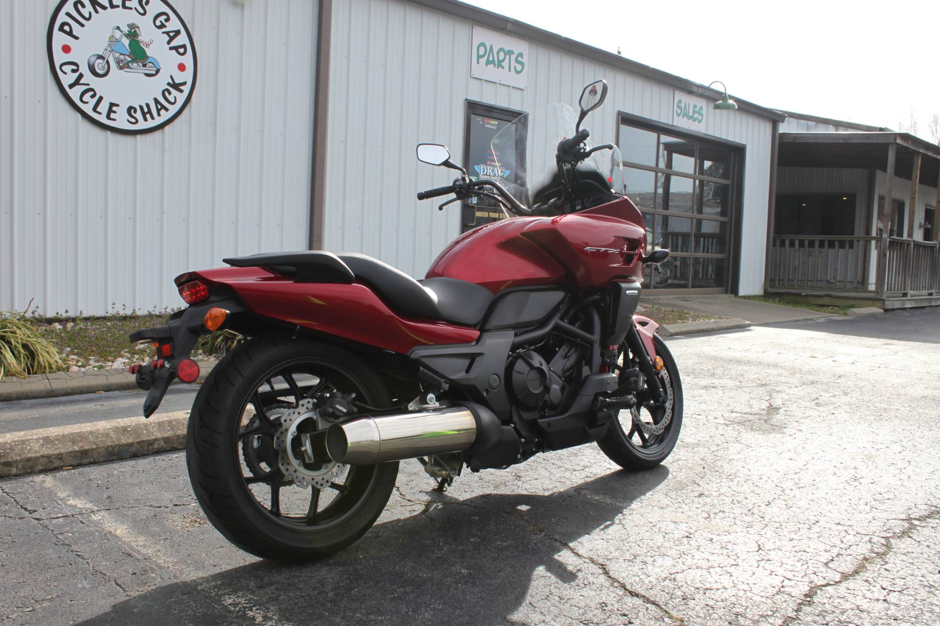 2014 Honda CTX700 in Greenbrier, Arkansas - Photo 11