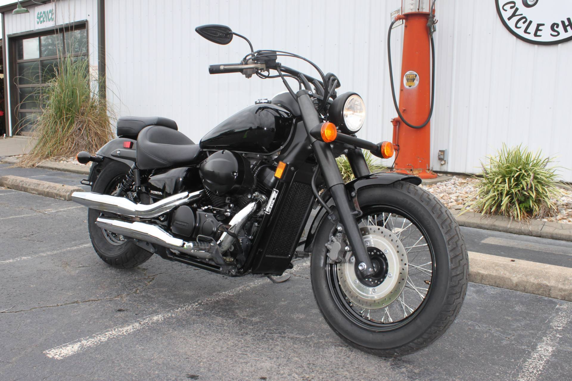 2015 Honda VT750 in Greenbrier, Arkansas - Photo 9