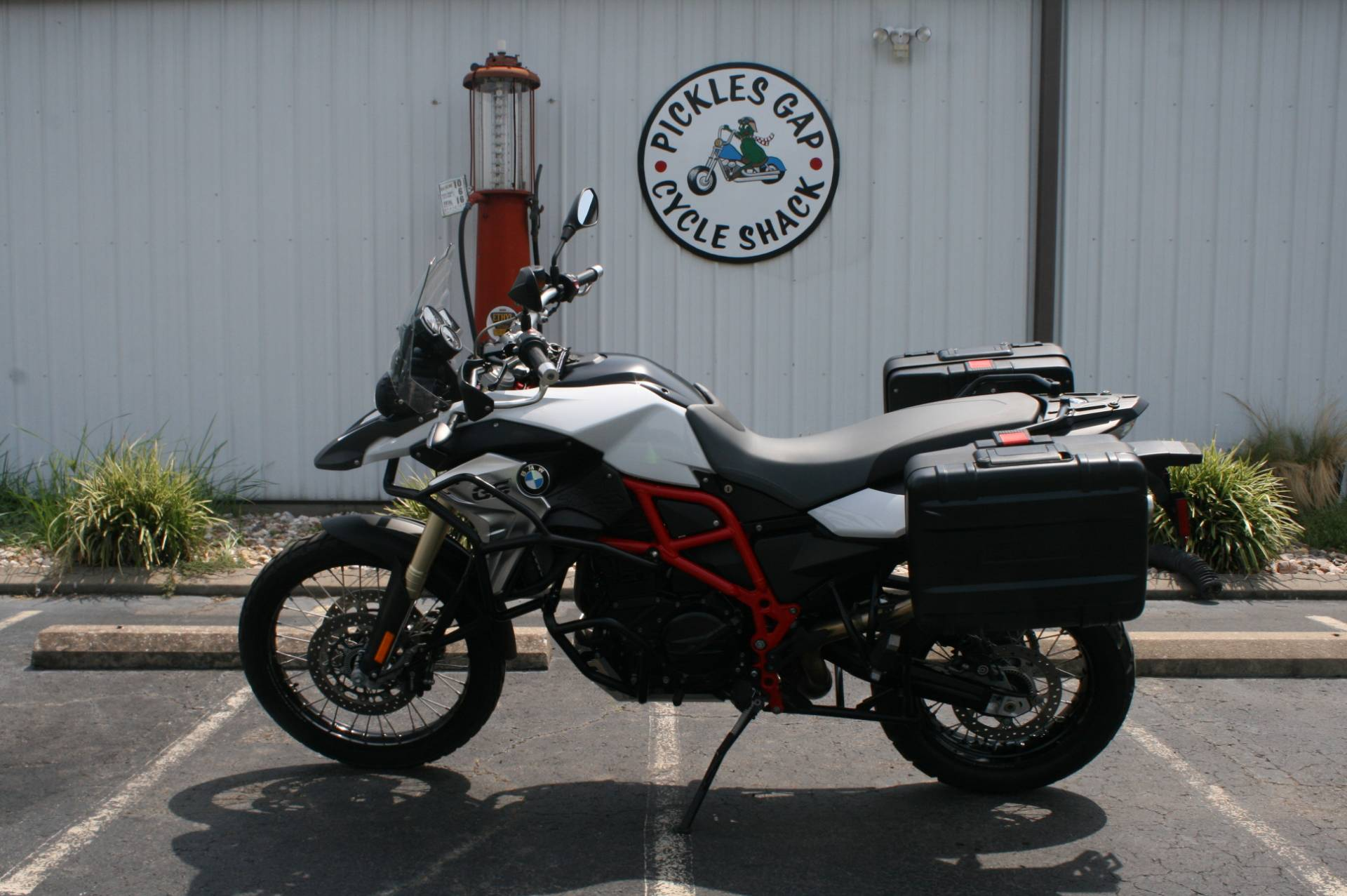 2016 BMW F800GS ADVENTURE in Greenbrier, Arkansas - Photo 1