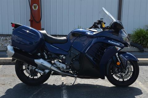 2013 Kawasaki CONCOURS ZG1400 in Greenbrier, Arkansas - Photo 8