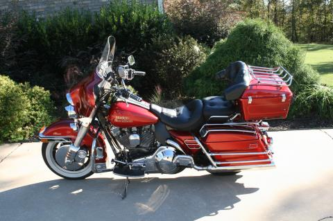 1991 Harley-Davidson Electra Glide Classic in Greenbrier, Arkansas - Photo 1
