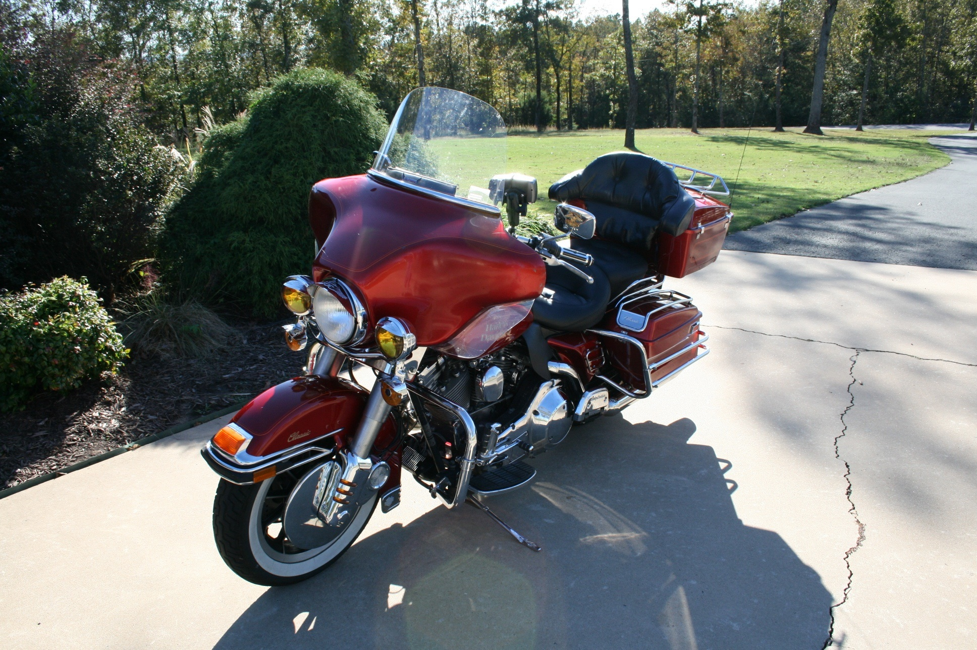 1991 Harley-Davidson Electra Glide Classic in Greenbrier, Arkansas - Photo 3
