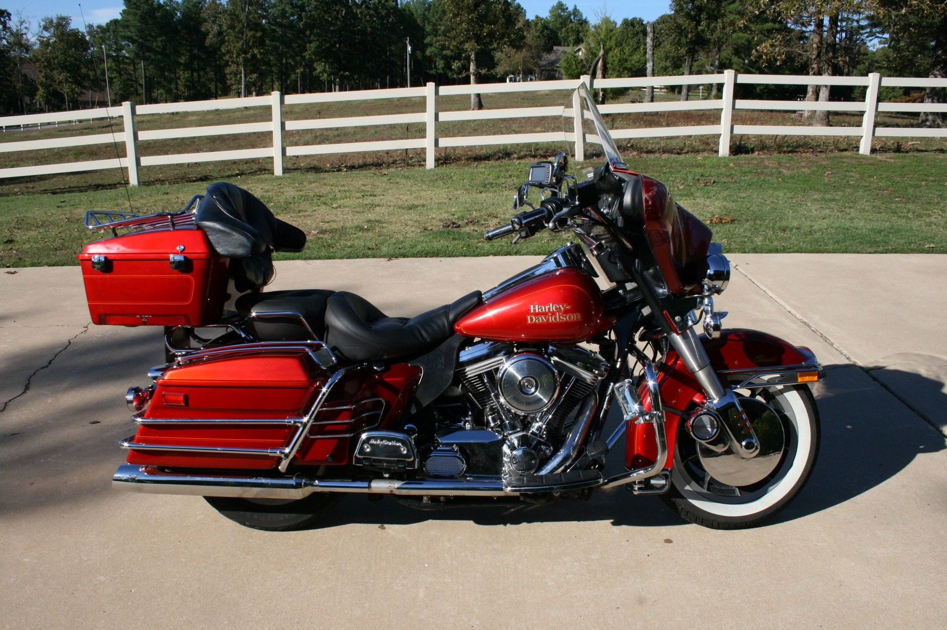 1991 Harley-Davidson Electra Glide Classic in Greenbrier, Arkansas - Photo 6