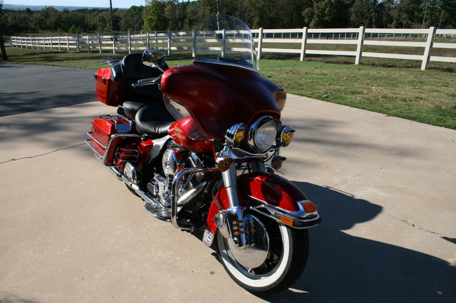 1991 Harley-Davidson Electra Glide Classic in Greenbrier, Arkansas - Photo 7