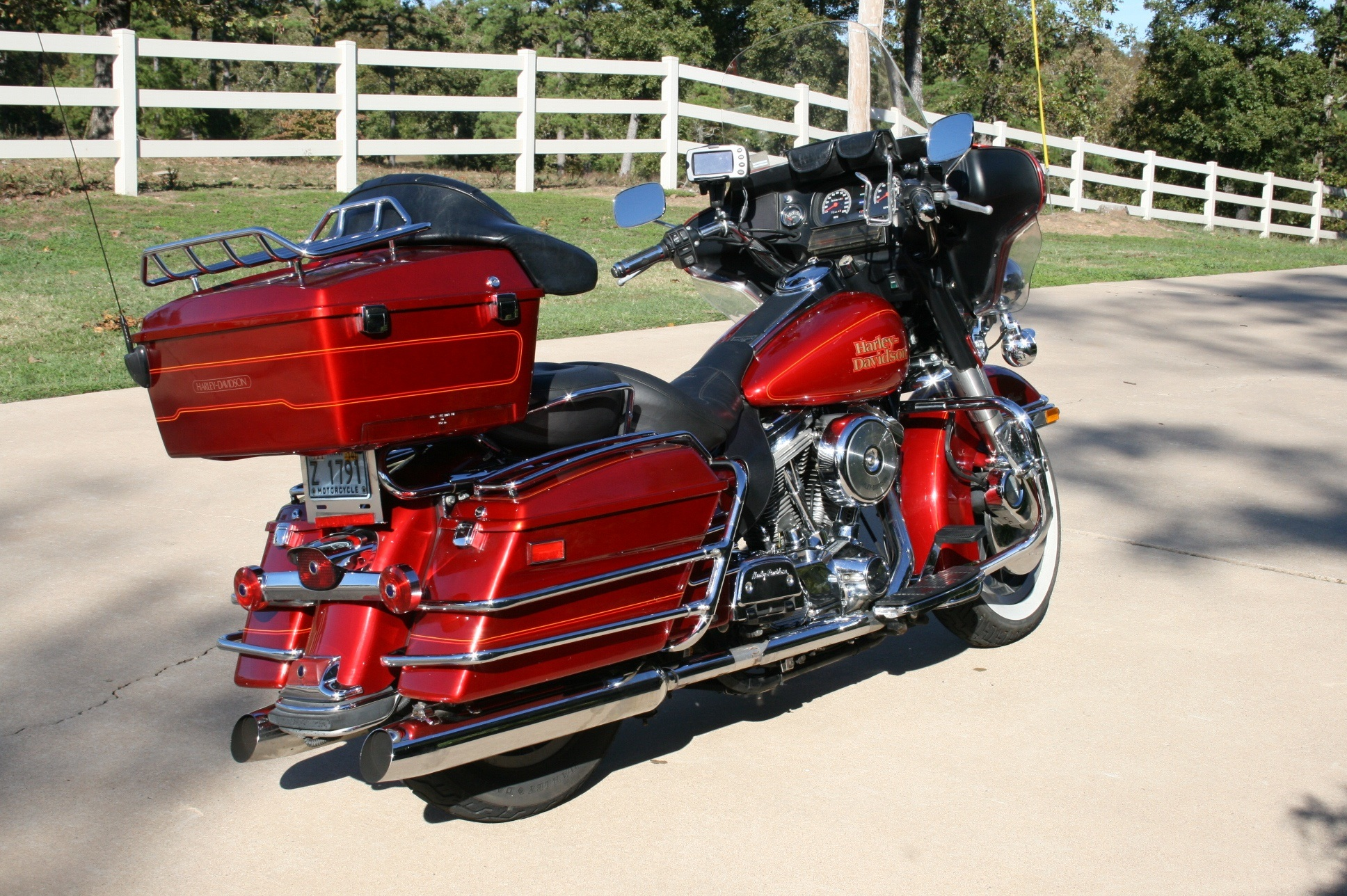 1991 Harley-Davidson Electra Glide Classic in Greenbrier, Arkansas - Photo 9
