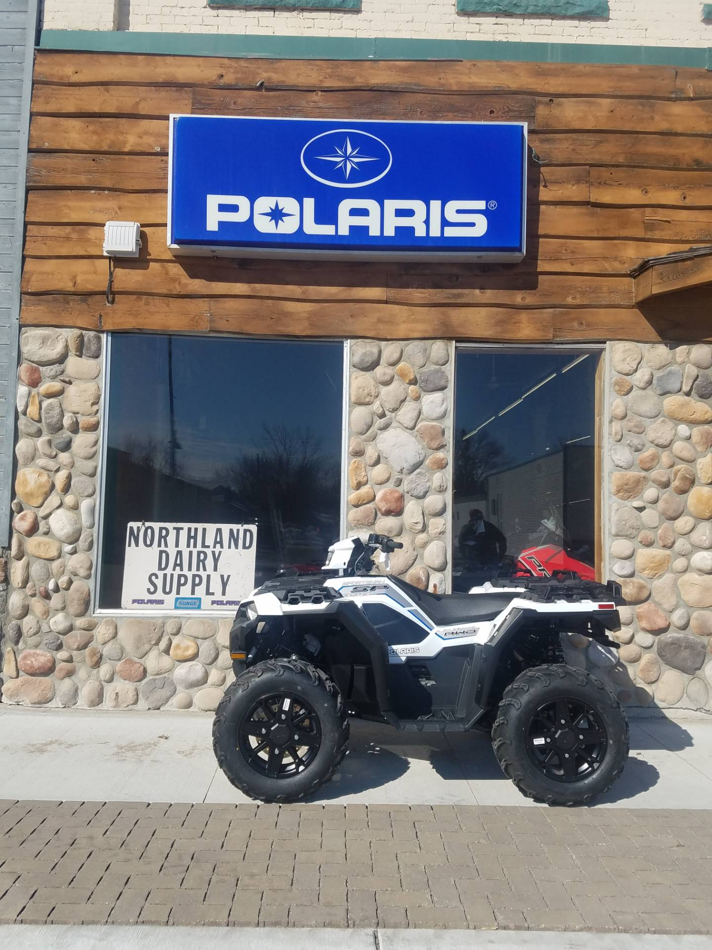 2019 Polaris Sportsman 850 SP in Eagle Bend, Minnesota - Photo 1