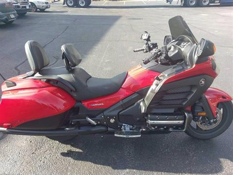 2013 Honda Gold Wing® F6B in Phillipston, Massachusetts
