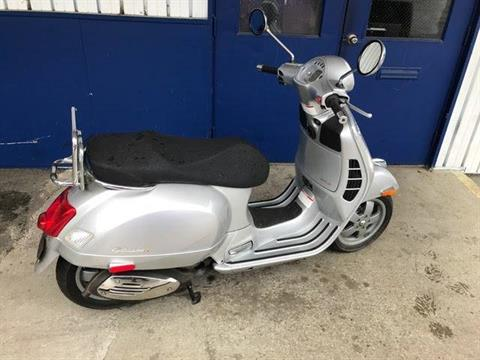 2008 Vespa GTS 250 in Phillipston, Massachusetts