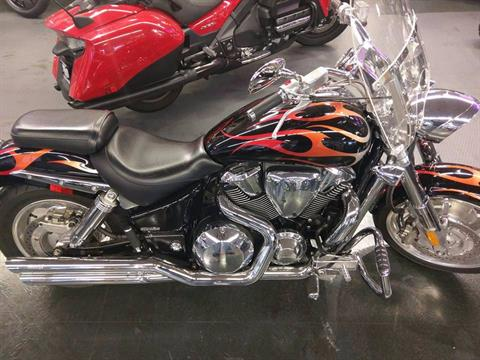2006 Honda VTX™1800C Performance Cruiser in Phillipston, Massachusetts