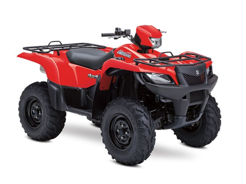 2015 Suzuki KingQuad 750AXi in Phillipston, Massachusetts