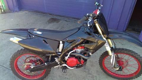 2008 Honda CRF®450R in Phillipston, Massachusetts