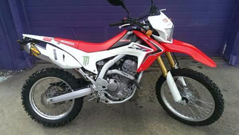 2014 Honda CRF®250L in Phillipston, Massachusetts