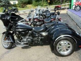 2006 Yamaha XV19MV ROADLINER TRIKE in Phillipston, Massachusetts
