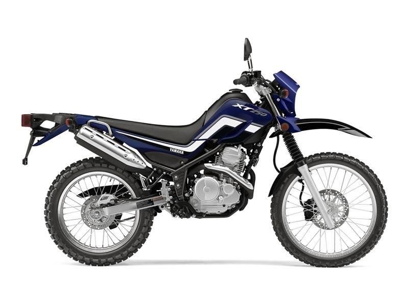 2016 Yamaha XT250 in Phillipston, Massachusetts