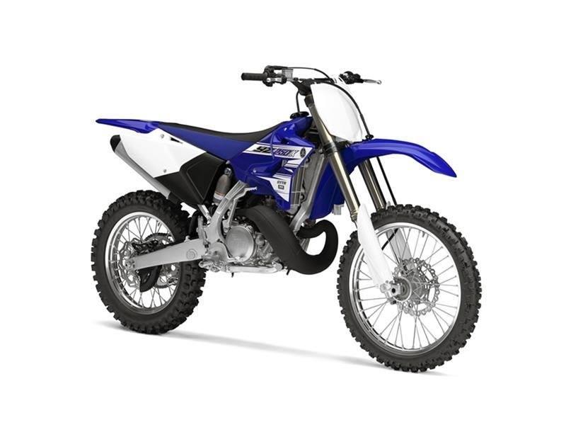 2016 Yamaha YZ250X in Phillipston, Massachusetts