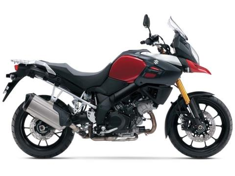 2014 Suzuki V-Strom 1000 ABS in Phillipston, Massachusetts