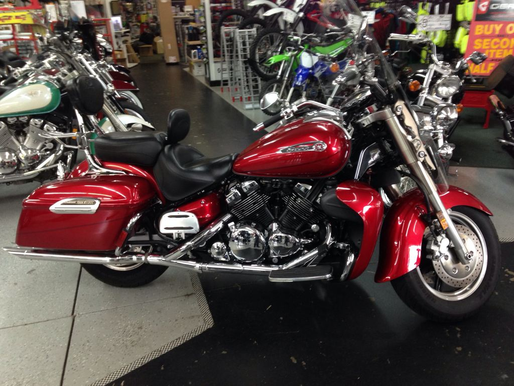 2009 Yamaha Royal Star Tour Deluxe in Phillipston, Massachusetts