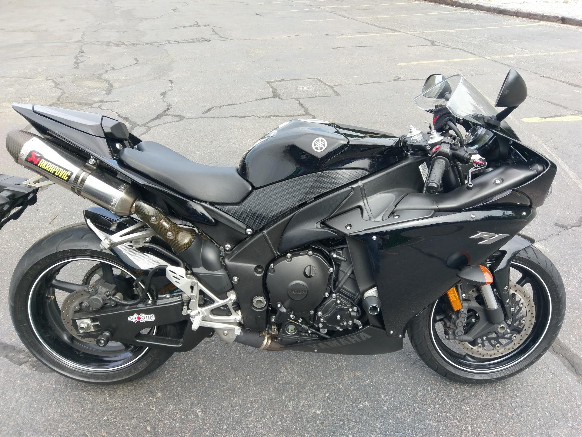 2010 Yamaha YZF-R1 for sale 157367