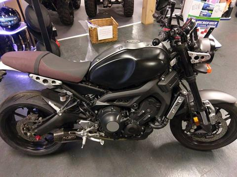 2016 Yamaha XSR900 in Phillipston, Massachusetts