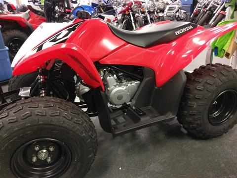 2018 Honda TRX90X in Phillipston, Massachusetts
