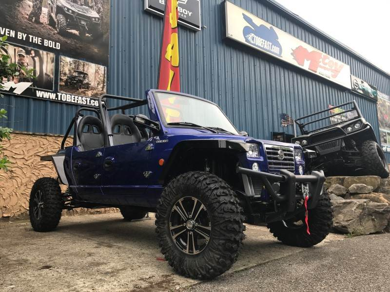 2016 Oreion Motors Reeper4 4X4 in Pikeville, Kentucky