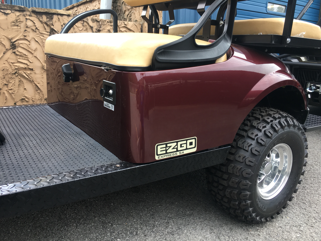 2018 E-Z-Go Express S4 Gas in Pikeville, Kentucky - Photo 7
