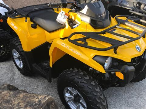 2017 Can-Am Outlander DPS 570 in Pikeville, Kentucky